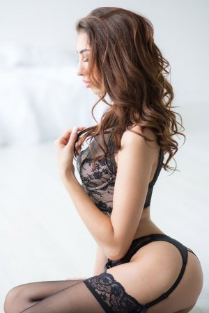 Eustelle female incall escort New Romney
